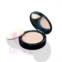 Matte Pressed Powder Compact Face Concealer Cosmetic Makeup Powder Women Pro Foundation Sheer Finish Flawless Make up Powders