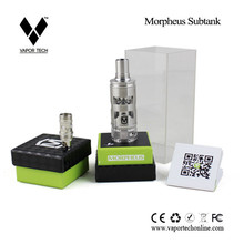 Vapor Tech Authentic Atomizer Subohm Tank Morpheus Hold 2.5ml-3.0ml E-juice Providing a Big Flavor