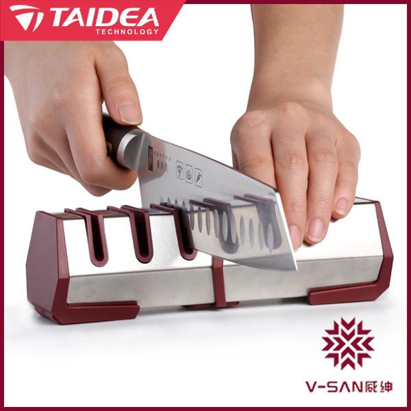 V-san Deluxe kitchen knife sharpener TV1701_04.jpg