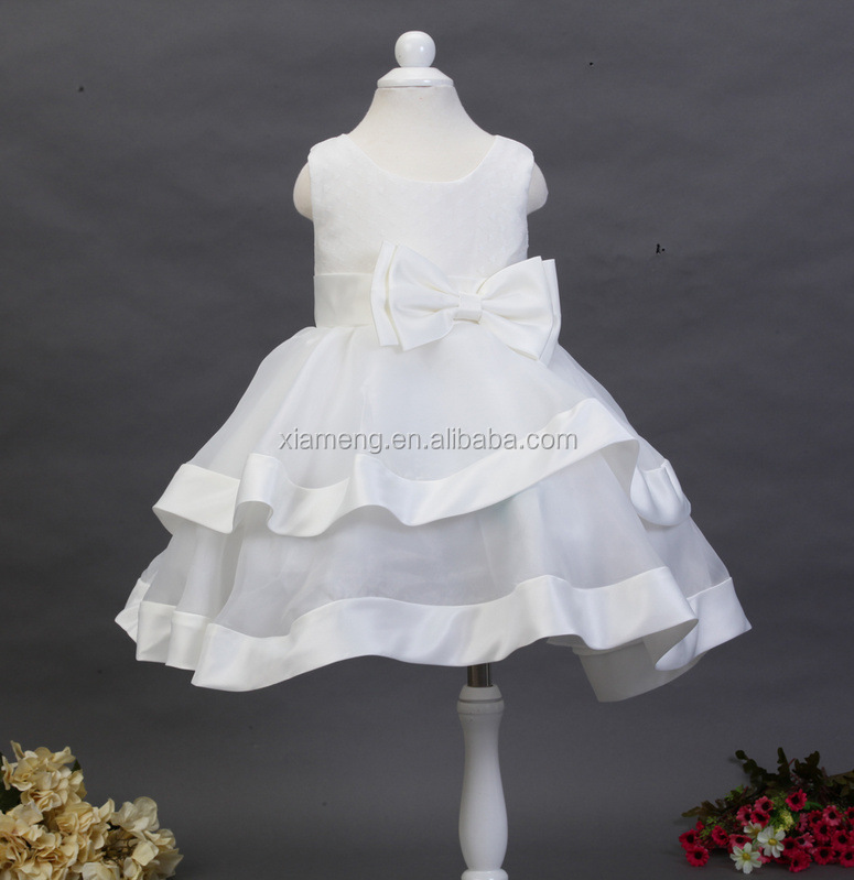 organza girls kids dresses cheap prom white ball gown dresses for kids