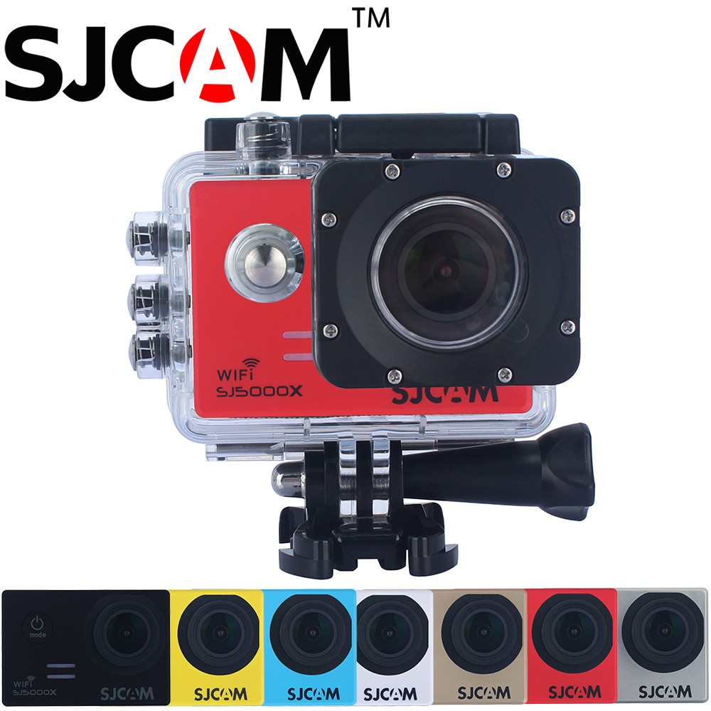 2016 Hot Sale New Trending Product Ultra HD Sj5000X Elite Wifi Mini Sport Action Camera