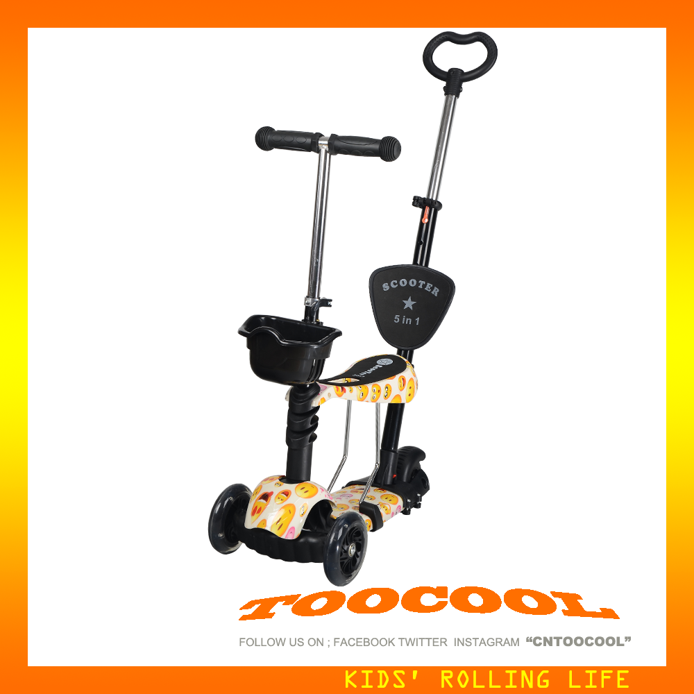 Power pro kick scooter for kids TK05A