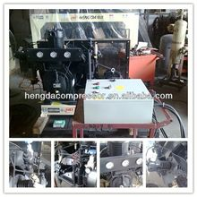 High Pressure 310 bar air compressor 20CFM 145PSI 7.5HP 0.56m3 10bar 5.5kw