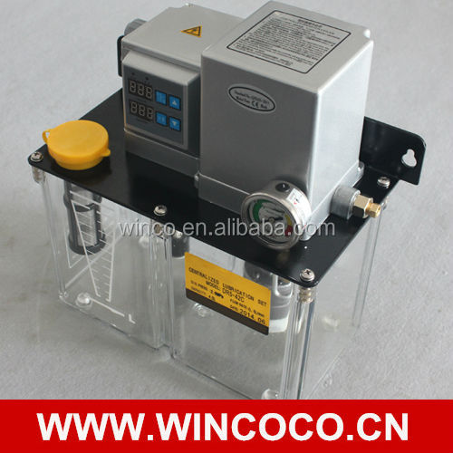 4L New Type DR Automatic Central Lubrication System Pump