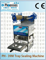 High Quality Food Packaging Manual Tray Heat Sealer