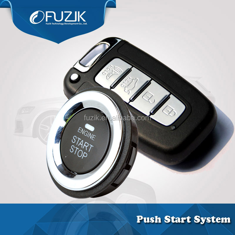 For Accord for Honda DC 12V Voltage High Quality Car Alarm and keyless entry keyless go