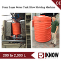 Foam Layer Water Tank Blow Moulding Machine