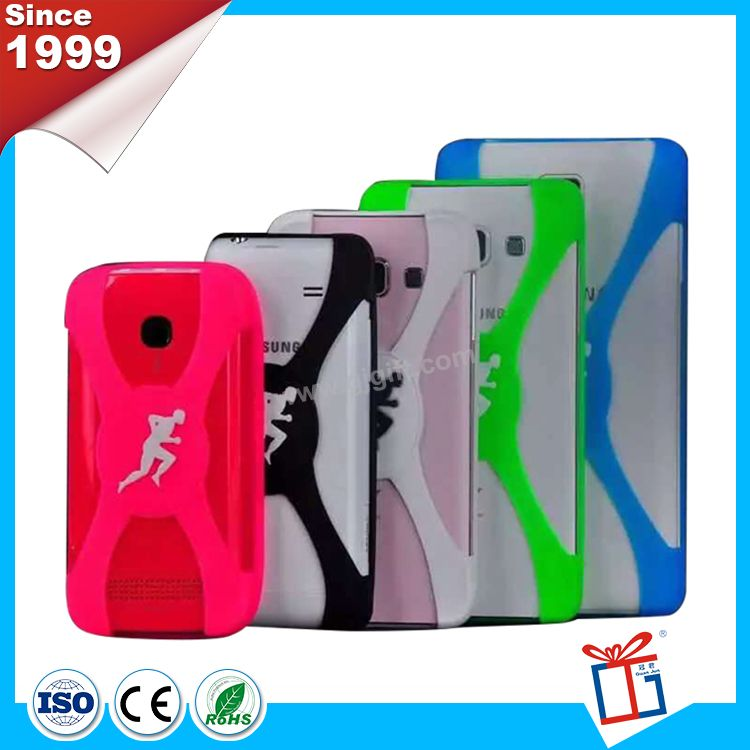 Oem Stylish universal silicon mobile phone case