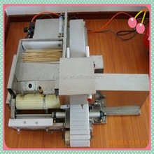 bbq skewer machine/Automatic electric meat skewer machine for bbq