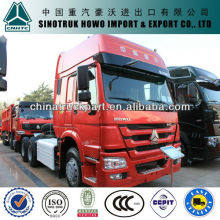 howo natural gas tractor head sinotruck tractor truck for sale