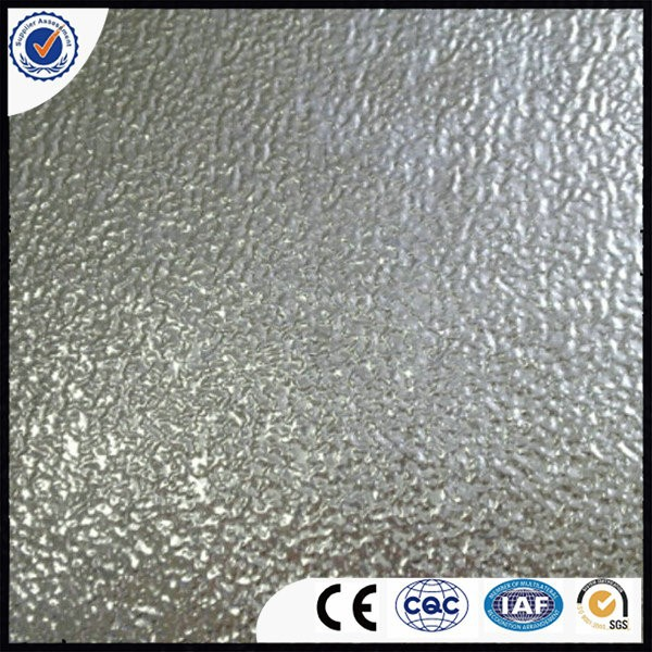 Heat Treatable 5083 Aluminium 2mm Thick Embossed Coil/Sheet