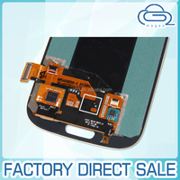 2014 NEW products for samsung galaxy s3 i9300 i747 i535 t999 lcd, replacement lcd screen for samsung galaxy s3 i9300