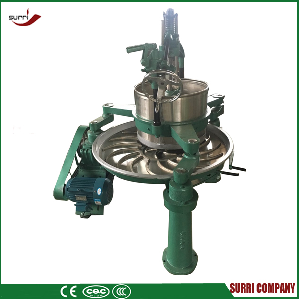 Small Black Tea Twisting Machine
