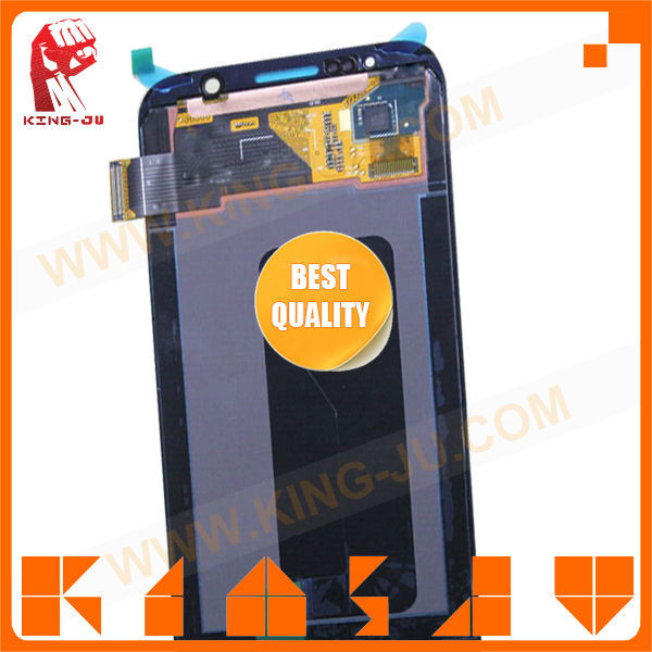 Digitizer for Samsung S6,China supplier for Samsung S6 LCD touch screen,No bad connectors digitizer assembly for Samsung S6