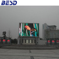 full color p10 outdoor high quality stable advertising led display screen
