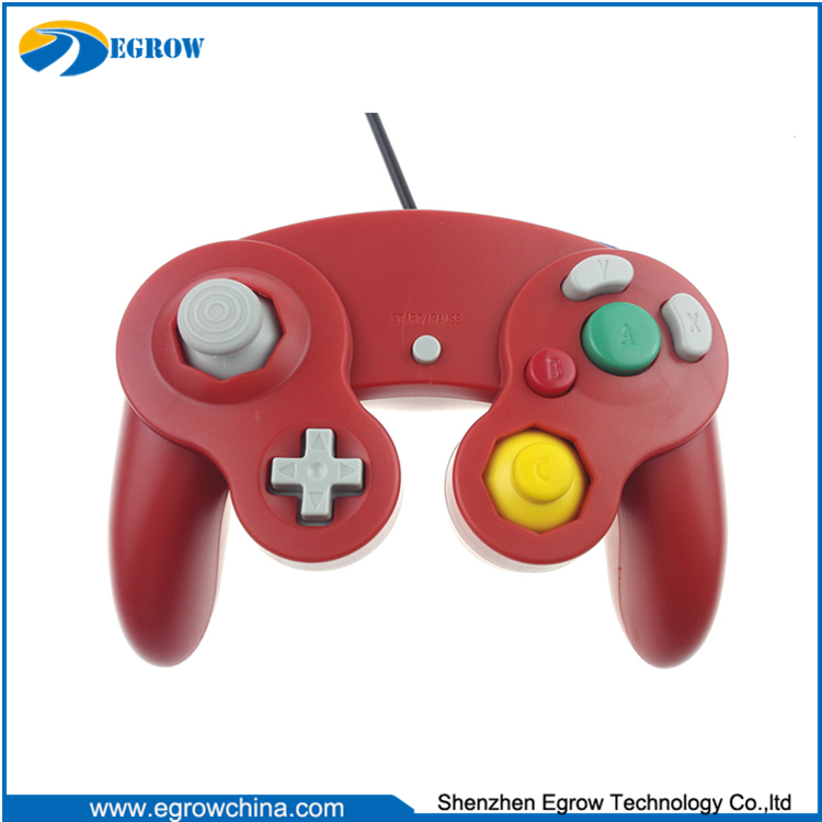 factory wholesale best price gamepad for gamecube controller