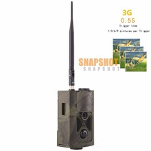 1080p hunting trail camera wide angle 3g hunting camera with app sport camera with 3G