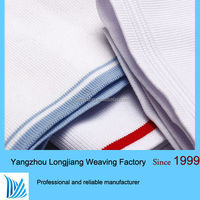 garment loop-transferring tube knitted rib fabric in china