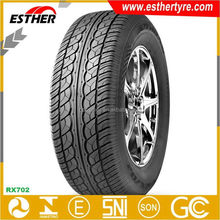 Excellent quality newest durable summer tyre passenger car tyre