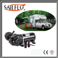 Sailflo 17LPM sea water high flow marine pump/RV/marine/Yachts/boat/caravan/water system Application