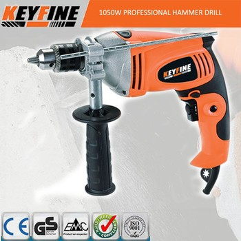 ELECTRICITY POWER SOURCE GOOD QUALITY AND BEST PRICE POWER TOOLS13MM 1050W IMPACT DRILL FOR HAMMER DRILL MACHINE IMADE IN CHINA