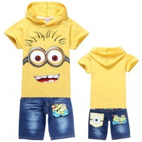 Wholesal child brand clothing, boy apparel, tshirt child