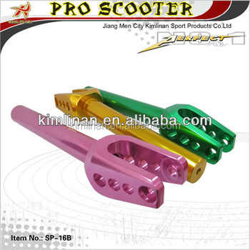 Pro scooter fork, integrated scooter fork,CE Certificated