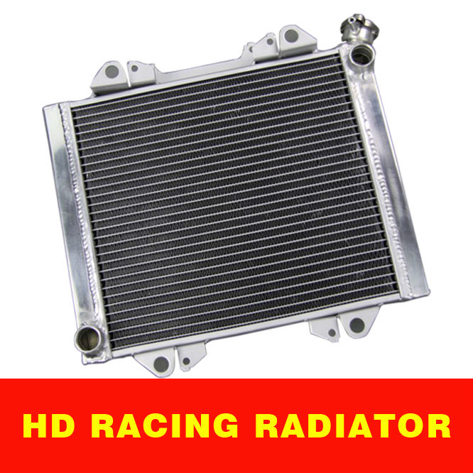 ATV motocross bike Motorcycle alloy aluminum RADIATOR FOR ATV YAMAHA FJR 130 YAMAHA FJR1300 ALUMINUM RADIATOR
