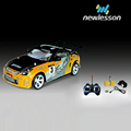 Mass sales racer drift cool appearance lights 1:14 rc car body from China