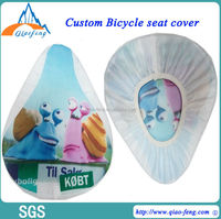 Cute and Fashion pvc promotional bike seat covers alibaba china