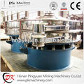 Rotary Vibrating Sieve Machine for Tailings Pegmatite