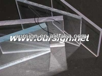 Clear Color Plexiglass Board /Organic Glass / Cast Acrylic Sheet