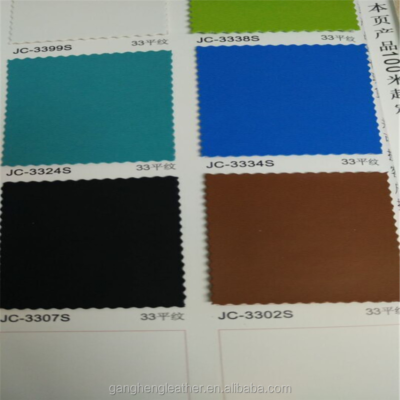 0.7mm Top selling change color PU <strong>leather</strong> for notebook Passed environmental test