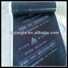 fiberglass 2mm SBS modified bitumen waterproofing membrane(low cost, high quality)