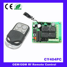 Rf Remote Receiver,Rf Remote Receiver And Remote Control CY404PC+CY026