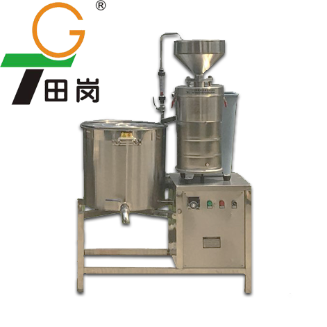 Professional manufacturer of bean curd processing machiner/automatic commercial soybean milk grinding and boiling machine