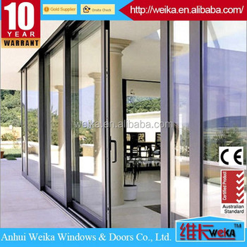 China new design popular bedroom sliding door