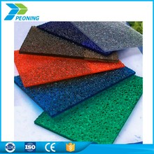 Good quality solid polycarbonate roof pc sheets