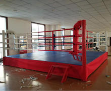 Boxing ring for trainning