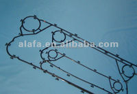 Branded Plate Heat Exchanger gaskets like Alfa laval TL10B ,heat exchanger component
