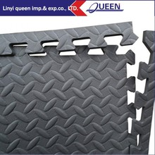 NEW 24 X BLACK GYM YOGA HQ GARAGE HEAVY LOADS HOUSE FLOOR MAT EVA SOFT FOAM MATS