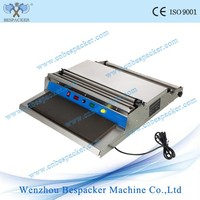 BX-450 Semi-automatic Plastic Hand Wrapping Machine