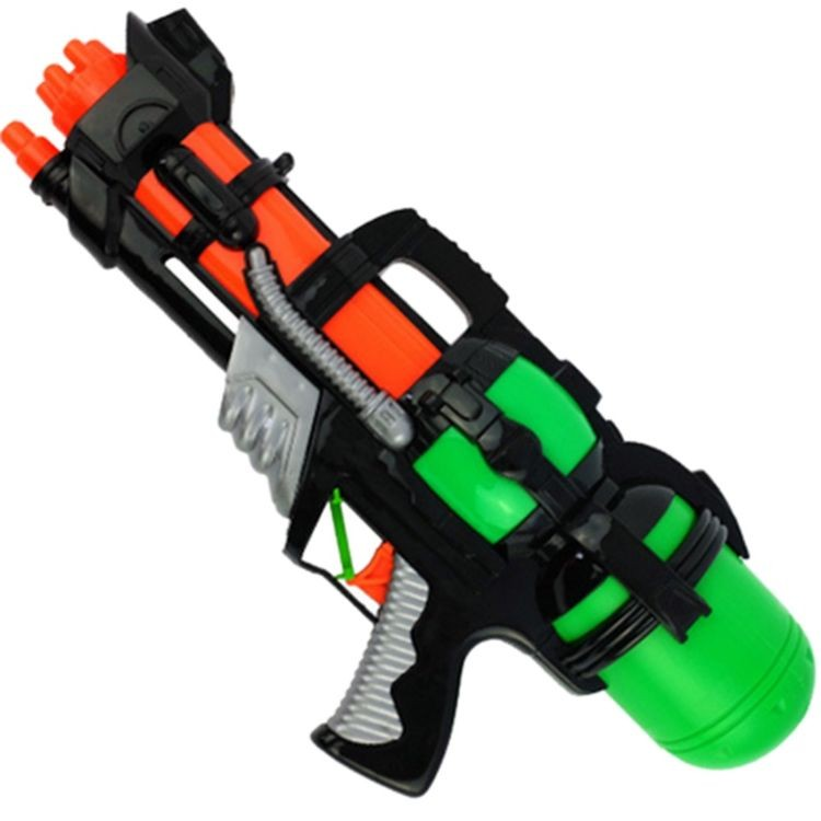 728278-Plastic Squirt Gun Water Shooters Funny Gun Toy for Kids 600ml 278 - Color Random
