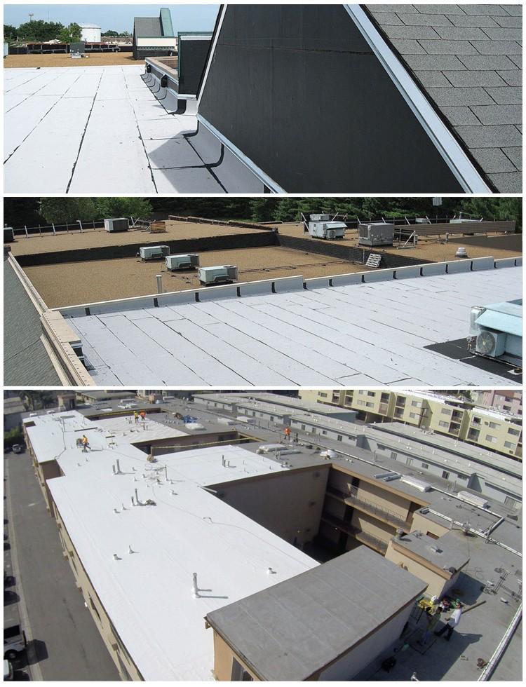 App Modified Bituminous Membrane Roofing : Hot selling sbs app modified bitumen roof waterproof