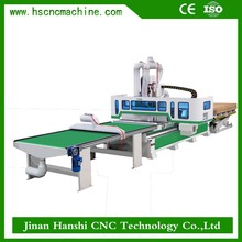 home decoration used wood router HS1325 loading and unloading atc cnc machine maximum productive drilling cnc machine