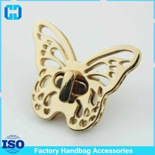 TK High Quality Butterfly Lock Ladies Handbag Lock