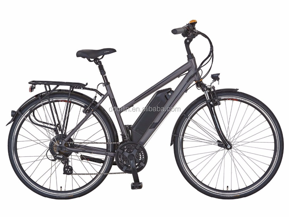 Cheap 2018 high quality 700C trekking electric bike EN14764 electric bicycle CE approved ebike