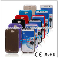 TPU Case For Samsung Galaxy Note 2 N7100