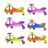 Alibaba plastic toy manufacturers kids ride on car baby walker swing car magic car