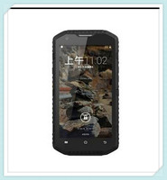 Large Stock 5.5 inch No.1 X6800 Android 4.4 MSM 8916 Quad Core RAM 1GB ROM 8GB waterproof shockproof phone